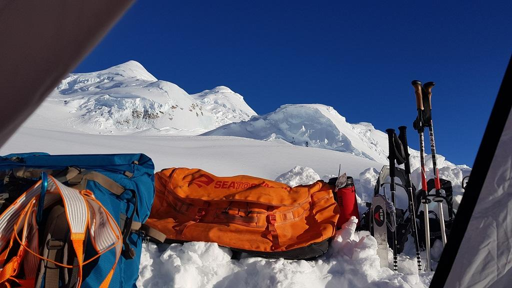 Project 7in4-STEVE PLAIN CONQUERS SEVEN SUMMITS IN RECORD